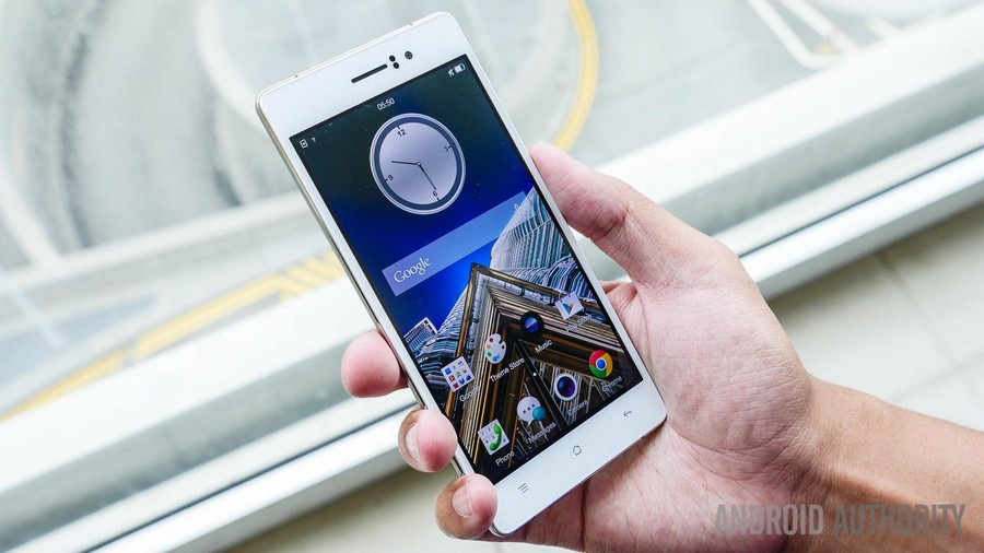 Oppo R5 - The World's Slimmest Smartphone