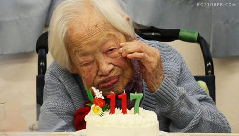 Misao Okawa, oldest known person dies at 117