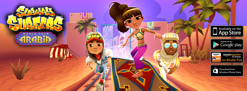 Permalink to Game Subway Surfers Trailer