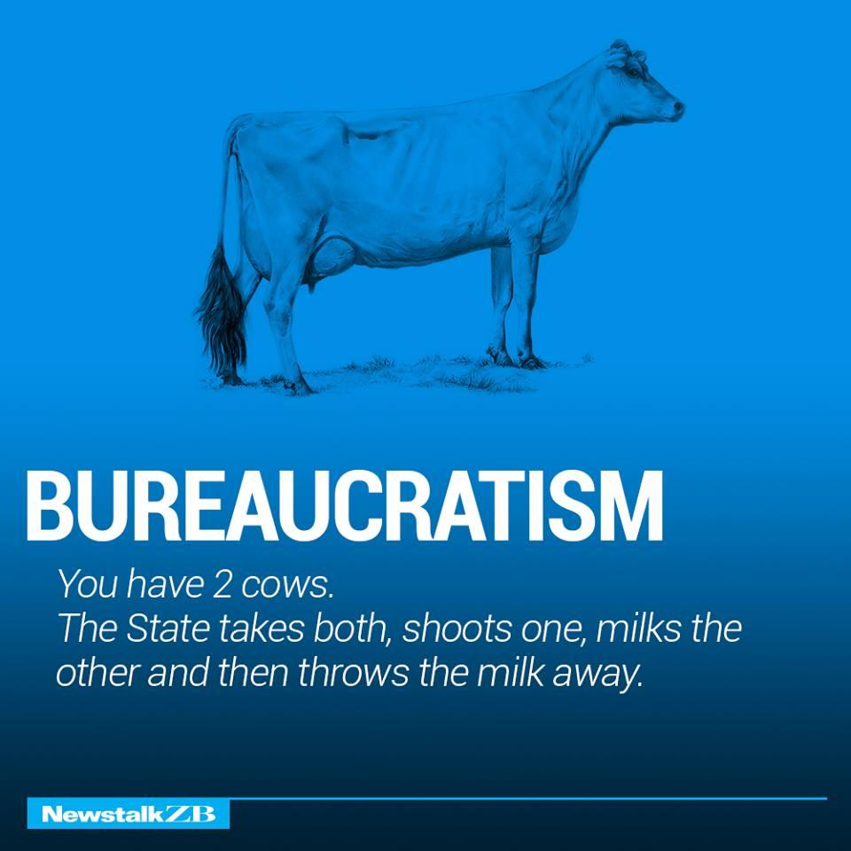 bureaucratism
